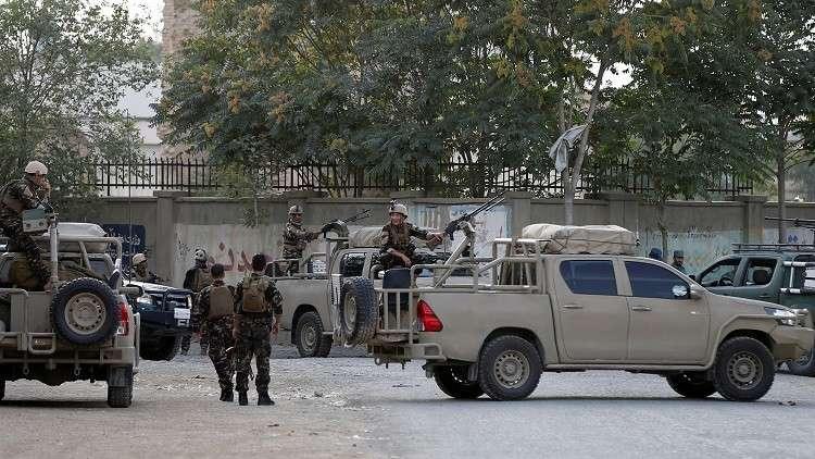 تفجير قرب مطار كابل تزامنا مع عودة نائب الرئيس الأفغاني