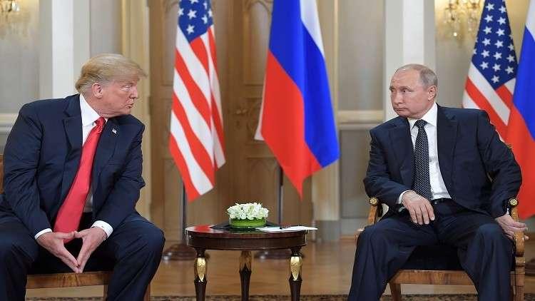 ترامب يجدد نفي تدخل روسيا في انتخابات بلاده بعد أن أكده