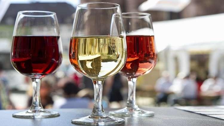 اكتشاف دقائق مشعة في نبيذ كاليفورنيا
