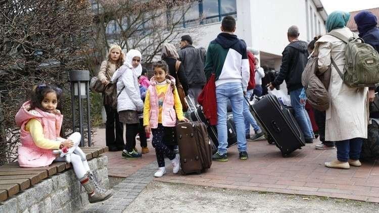 11 سفارة روسية تحصي عدد اللاجئين السوريين