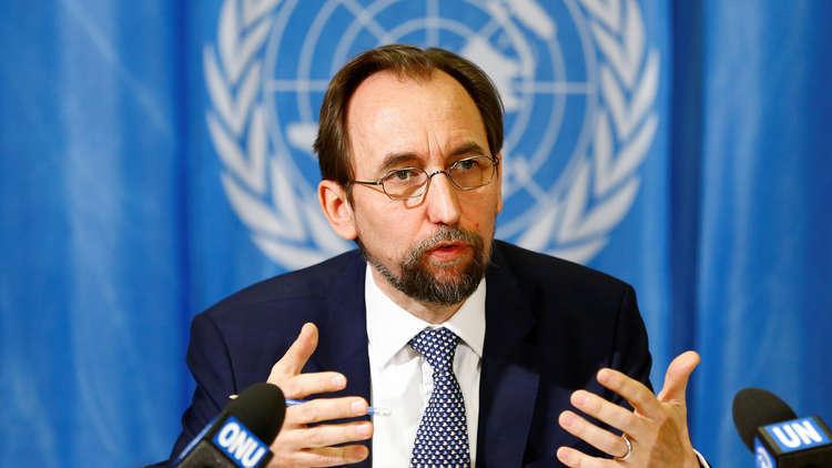 الأمم المتحدة: على إسرائيل الإفراج عن الأطفال الفلسطينيين