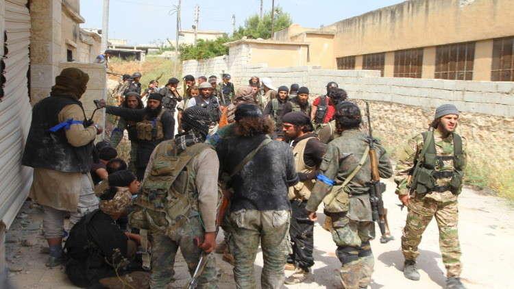 حميميم: المسلحون يعدون لهجمات على القوات الحكومية في سوريا