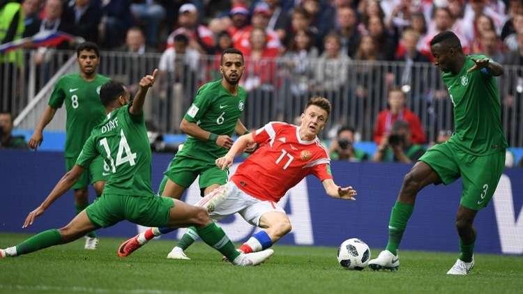 أحد نجوم مونديال 2018 ..  الروسي غولوفين إلى موناكو بصفقة قياسية