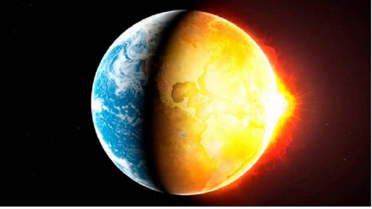 ما سبب غرابة الطقس الحالي للأرض؟