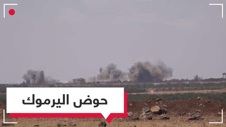 عملية عسكرية للجيش السوري ضد