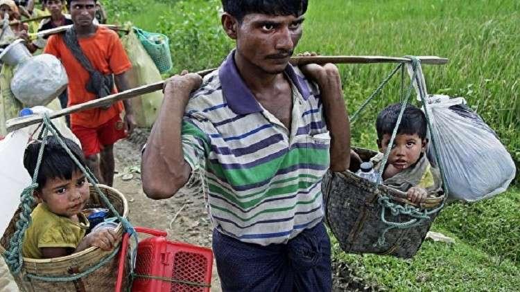 في أول اعتراف بمأساتهم.. ميانمار تشكل لجنة للتحقيق في الانتهاكات ضد الروهينغا