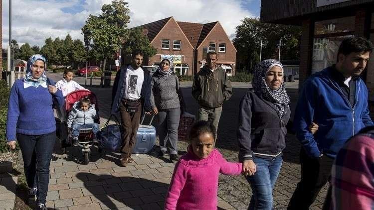 ألمانيا تتلقى أكثر من 30 ألف طلب للم شمل عائلات اللاجئين السوريين