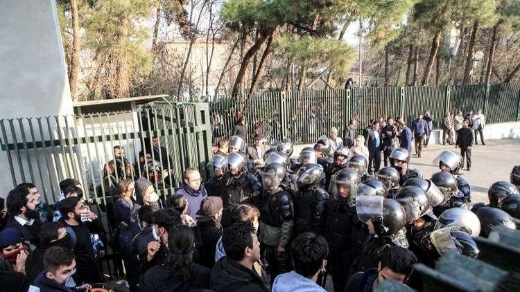 إيران.. احتجاجات في مدينة أصفهان ضد الغلاء والبطالة وتردي الأوضاع المعيشية