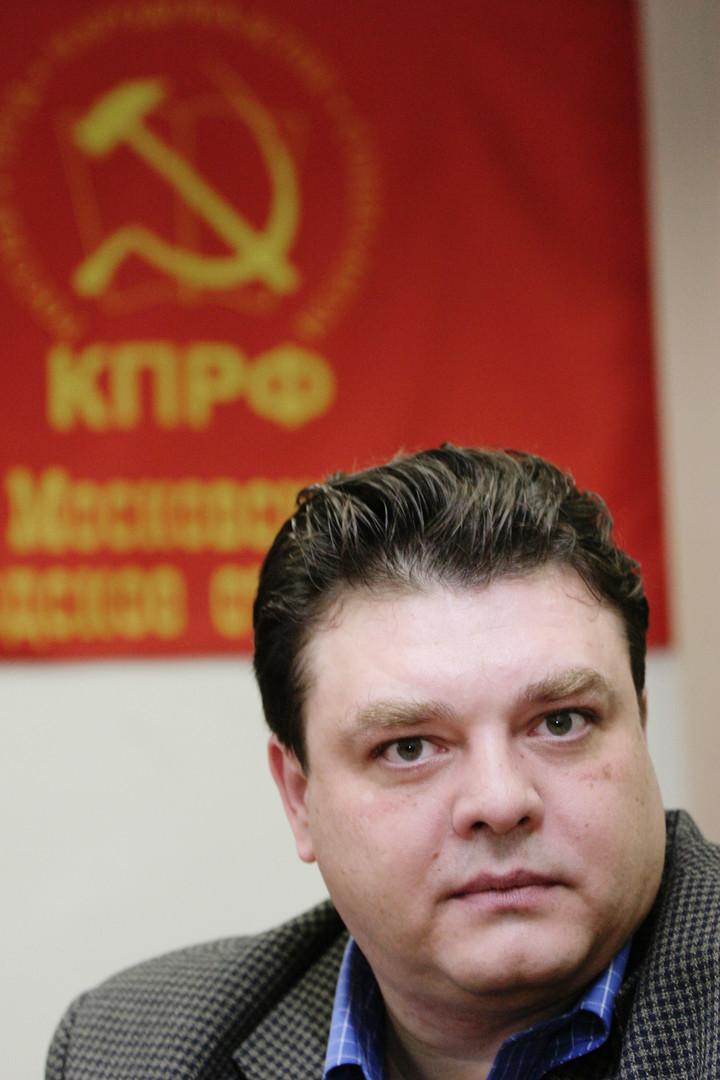 وفاة حفيد الزعيم السوفيتي ليونيد بريجنيف (صورة)