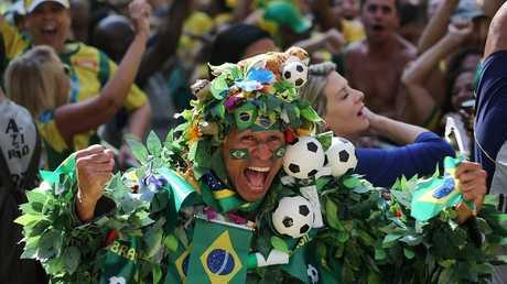 البرازيل لتفادي زلازل المكسيك وهزات مونديال 2018