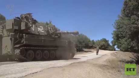 الجيش الإسرائيلي يرسل تعزيزات إلى هضبة الجولان