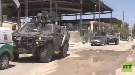 فريق RT يزور مدينة عفرين شمالي سوريا