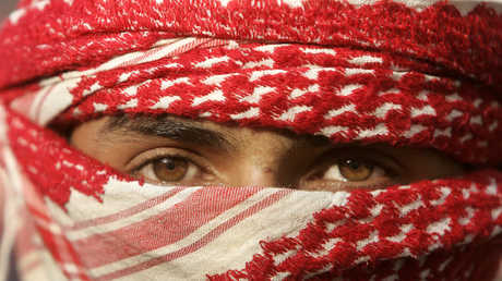 """أحد عناصر """"لجان المقاومة في فلسطين"""""""