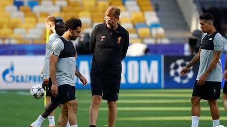 المصري صلاح يدخل تاريخ نادي ليفربول