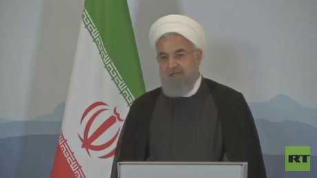 روحاني: تمسكنا بالاتفاق رهن بمصالحنا