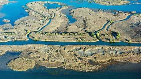 مساحة الأنهار على الأرض ليست كما يظنها العلماء!