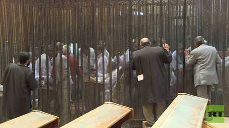 النقض تلغي إدراج مرسي على لائحة الإرهاب