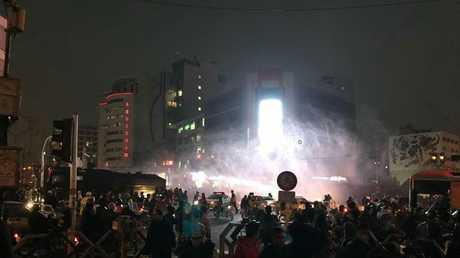 احتجاجات إيران - 31/12/17