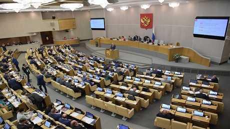 """""""الدوما"""" يكشف عن رواتب النواب الروس"""