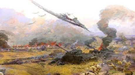 معركة كورسك التاريخية
