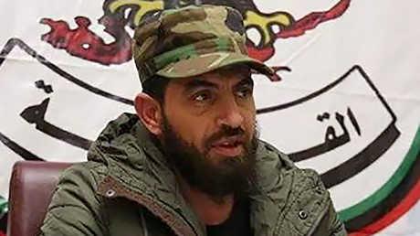 القائد العسكري الليبي محمود مصطفى بوسيف الورفلي