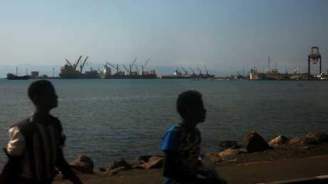 ميناء جيبوتي الرئيسي - أرشيف