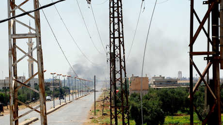 ريف درعا - سوريا - 05/07/18