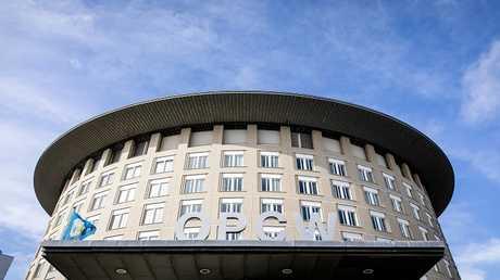 مقر منظمة حظر الأسلحة الكيميائية بلاهاي
