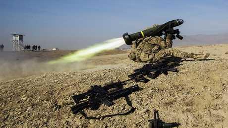 منظومة جافلين الصاروخية المضادة للدبابات