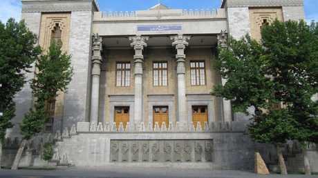 مبنى وزارة الخارجية الإيرانية - أرشيف