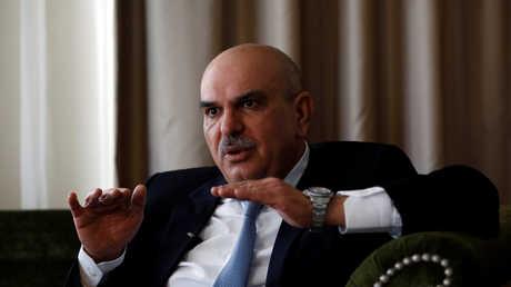 رئيس اللجنة القطرية لإعادة إعمار غزة محمد العمادي
