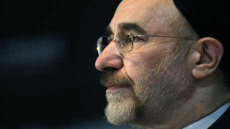 خاتمي: إيران تراجعت 100 سنة في مجال الديمقراطية والعدالة