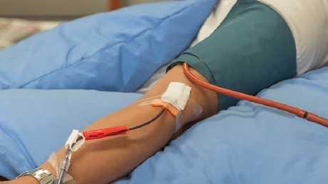 فحص دم جديد يحدد كم تبقى لك من العمر قبل الموت!