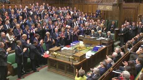 مجلس العموم البريطاني - أرشيف