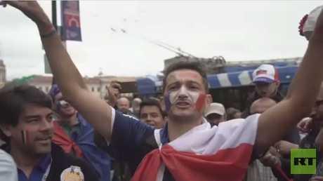 منتخب فرنسا يفوز على نظيره البلجيكي