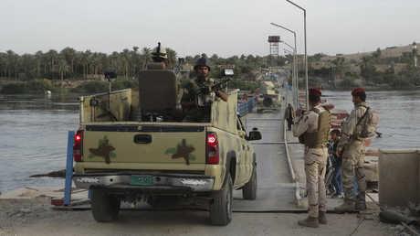 قوات عراقية- صورة من الأرشيف