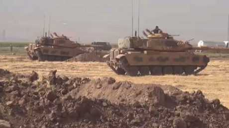 الجيش التركي يواصل عملياته شمال العراق