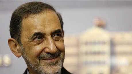مستشار المرشد الأعلى الإيراني للشؤون الدولية علي أكبر ولايتي