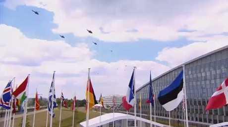 اتفاق لدول الناتو على توازن النفقات