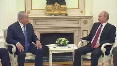 بوتين: العلاقة مع إسرائيل تتطور إيجابا