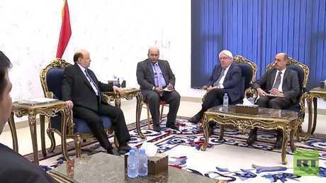جولة محادثات جديدة لغريفيث حول اليمن