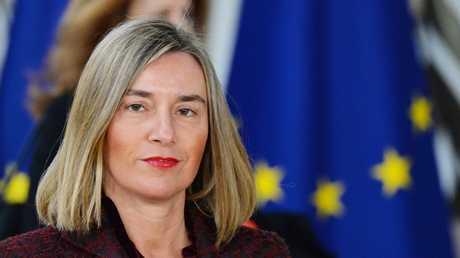 مفوضة السياسة الخارجية بالاتحاد الأوروبي فيديريكا موغيريني، أرشيف