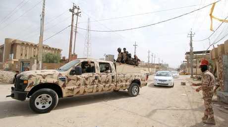 القوات العراقية تطلق عملية جديدة لتعقب خلايا