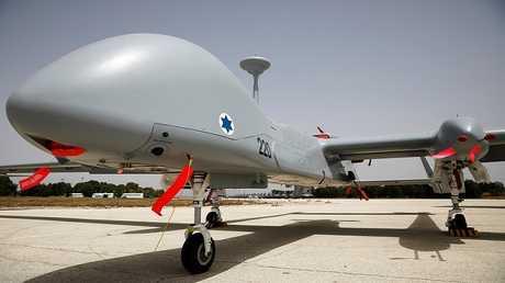 الطيران الإسرائيلي يشن غارتين على قطاع غزة