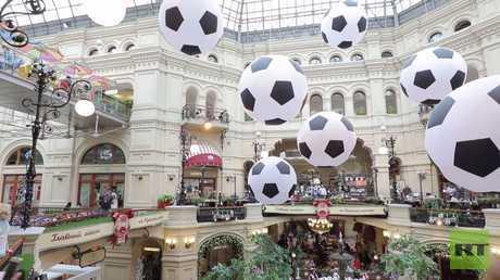 قطر تروج للمونديال المقبل في 2022