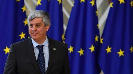 رئيس المجموعة الأوروبية ماريو سينتينو