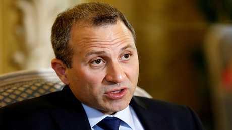 وزير الخارجية اللبناني، رئيس