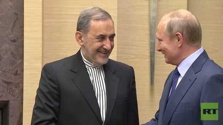 ولايتي: التعاون مع روسيا مستمر ويتطور