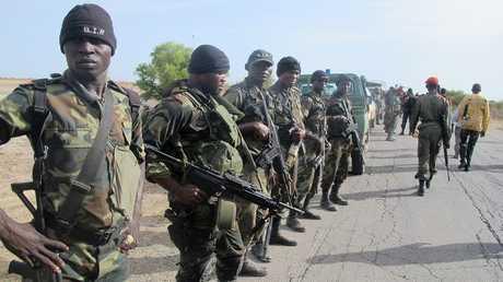 جنود من الجيش الكاميروني (صورة من الأرشيف)