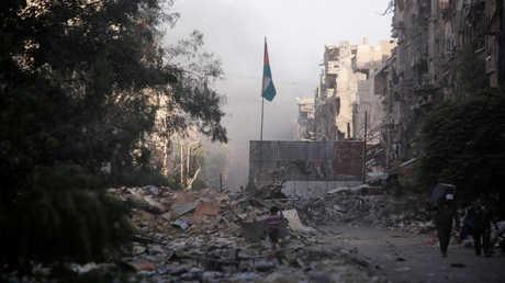 مخيم اليرموك - أرشيف